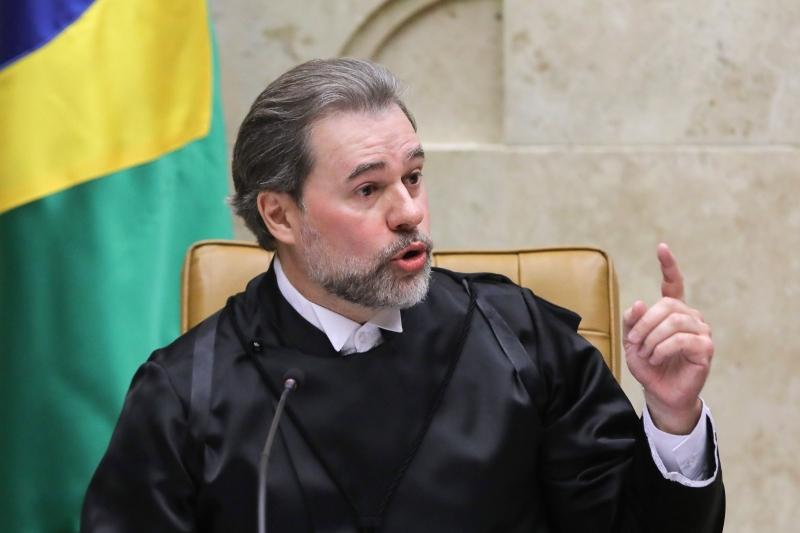 Presidente da Corte acompanhou voto proferido pela relatora, ministra Cármen Lúcia
