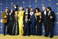 Favorita da noite, Game of Thrones vence melhor série de drama do Emmy