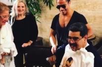 Maduro é criticado por banquete em restaurante turco