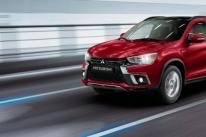 Mitsubishi Motors altera detalhes estéticos ASX