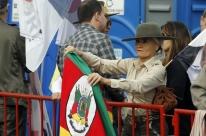 Desfile farroupilha reúne mil cavalariços em Porto Alegre