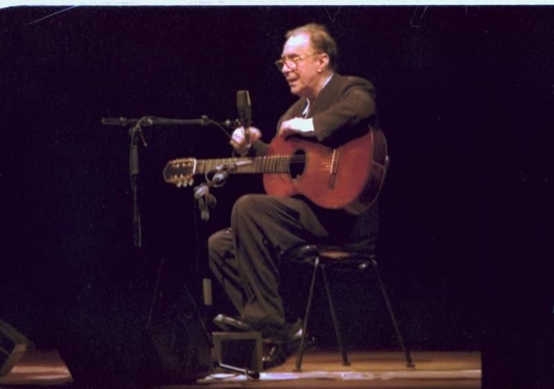 Músico baiano viveu alguns meses na capital gaúcha antes de se consagrar com o ícone da Bossa Nova