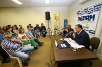 Segurança é tema do governador, diz Jairo Jorge a policiais civis