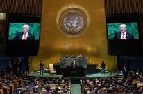 Irã, Venezuela, Síria e China  são alvos de Trump na ONU