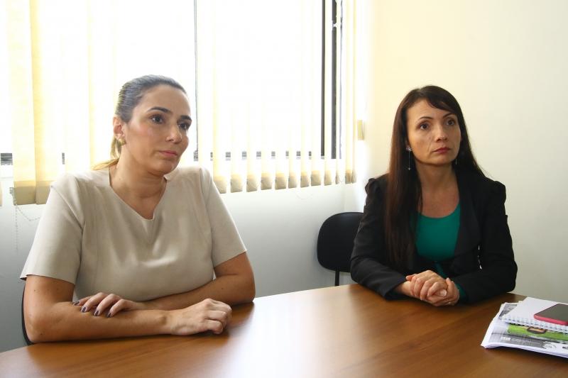 Sabrina e Patrícia falam sobre o funcionamento do software SOC