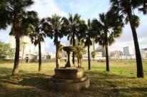 A praça que Porto Alegre esqueceu