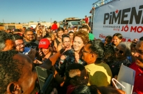 Líder em Minas, Dilma deve retornar a Brasília