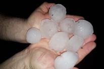 Chuvas fortes e granizo atingem 21 cidades gaúchas