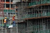Construção acumula 20 trimestres de retração