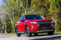 Mitsubishi resgata o nome Eclipse em novo SUV para ofuscar a concorrência