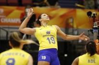 Seleção feminina vence mais uma  e pega grupo tranquilo no Mundial