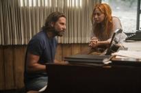 Bradley Cooper e Lady Gaga contracenam em Nasce uma estrela