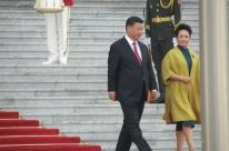 A primeira-dama chinesa