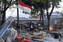 Esforços de busca e resgate após terremoto e tsunami da Indonésia chegam ao fim