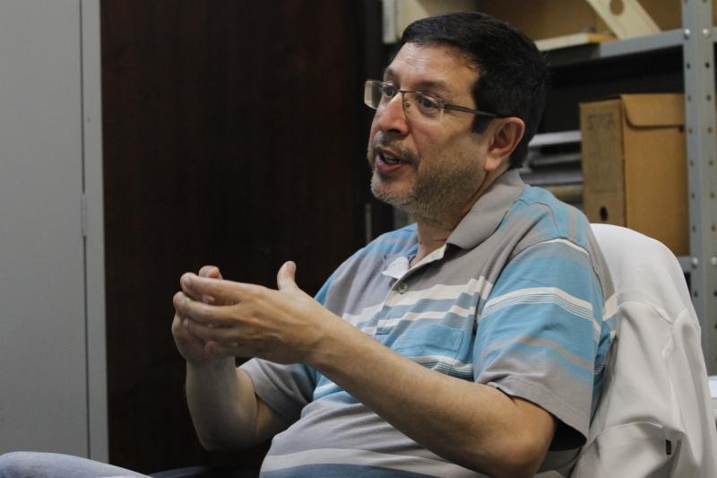 Saraiva foi vice-coordenador durante a primeira edição da pesquisa