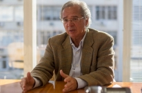 Paulo Guedes nega estudar volta da CPMF