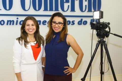 Núcleo da Mulher Empreendedora grava vídeos com dicas de gestão