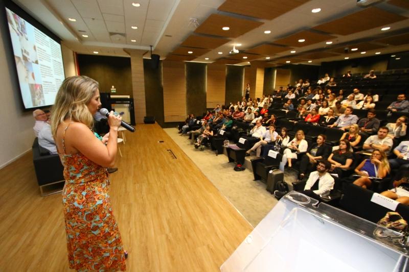 Roberta, da marca Joaquina Brasil, foi agraciada na categoria Produção