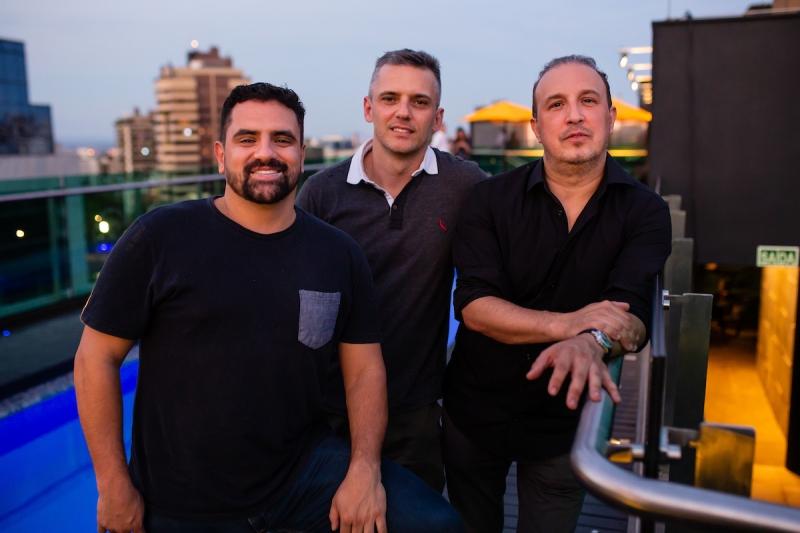 Guga Garcia, Eduardo Corte Real e Lucio Martins comandam o Sui Rooftop