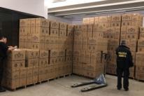 PF mira contrabando de cigarros no RS que movimentava R$ 2,5 milhões por mês
