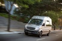 Mercedes-Benz cria edição limitada da Sprinter