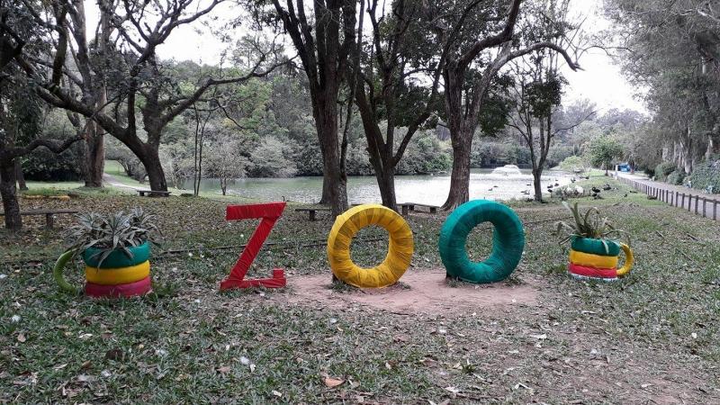 A concessão para assumir uma área de 150 hectares do zoológico era por 30 anos