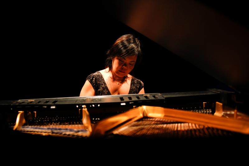 Luciana é doutora em Música pela Ufrgs