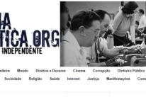 Página da rede RFA divulgou boatos sobre fraude em urnas