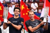Melo supera Soares e se sagra campeão do Masters de Xangai