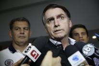Bolsonaro admite que pode faltar a debates por 'estratégia'