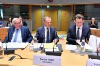 Semana é crucial para negociações sobre o futuro do Brexit, diz Tusk