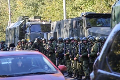 Bomba mata ao menos 17 pessoas em faculdade na Crimeia