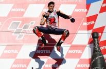 Márquez vence corrida no Japão e conquista pentacampeonato da MotoGP