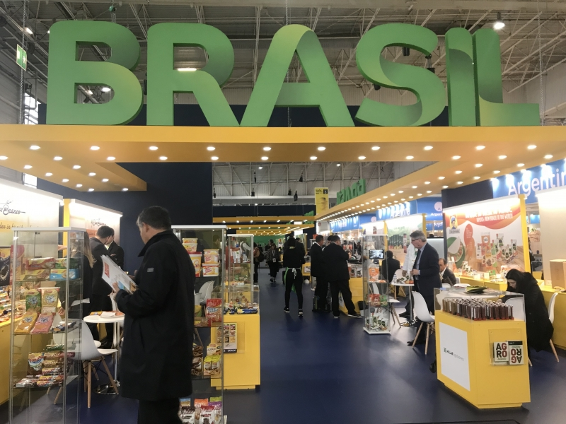 Mix de produtos brasileiros mostra a maior presença de empresas do País na feira
