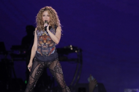Jennifer Lopez e Shakira farão show do intervalo do Super Bowl