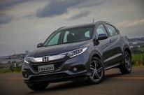Honda aprimora o estilo e a dirigibilidade do HR-V