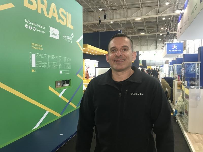 Roger Klafke, do Sebrae-RS: um dos problemas foram as embalagens