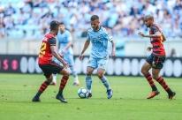Reservas do Grêmio perdem para o Sport em jogo com quatro gols em 10 minutos
