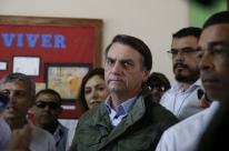Bolsonaro no Palácio do Planalto
