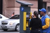 Nova Área Azul começa a funcionar no Centro de Porto Alegre