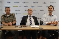 Schirmer defende a continuidade da política de segurança de Sartori
