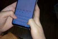 Caracteres chineses na era do celular