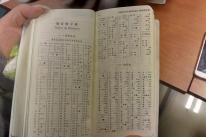 A organização do dicionário