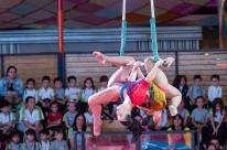Festival circense chega a  sua quarta edição na cidade