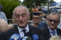Jair Bolsonaro discute o caso Battisti com embaixador italiano