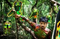 Colorido indígena é atração em exposição na capital gaúcha