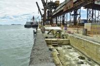 Obra triplica capacidade de exportação de Paranaguá
