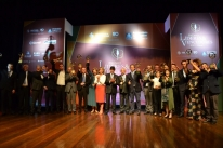 Festival de Folclore conquista Prêmio Líderes & Vencedores