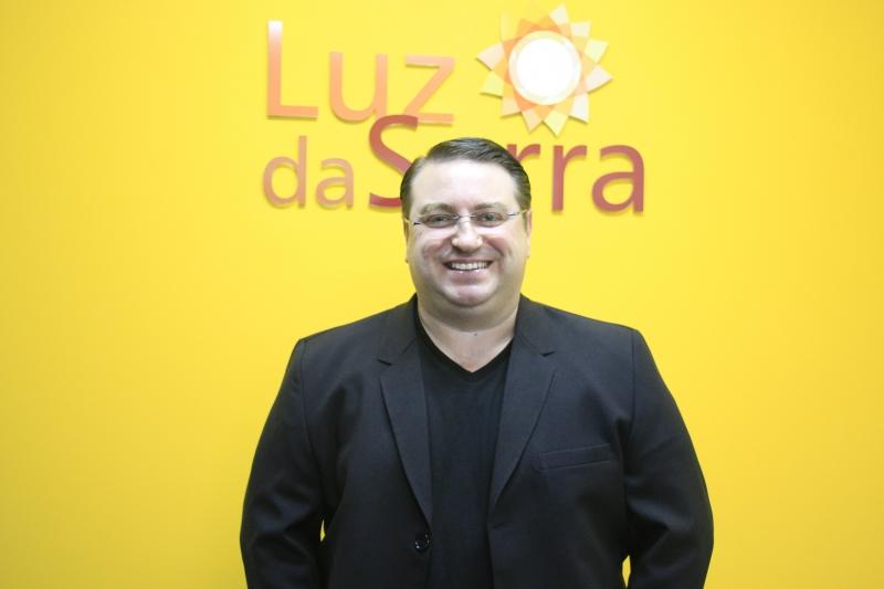 Paulo Henrique Trott Pereira, diretor comercial e financeiro do Instituto Luz da Serra