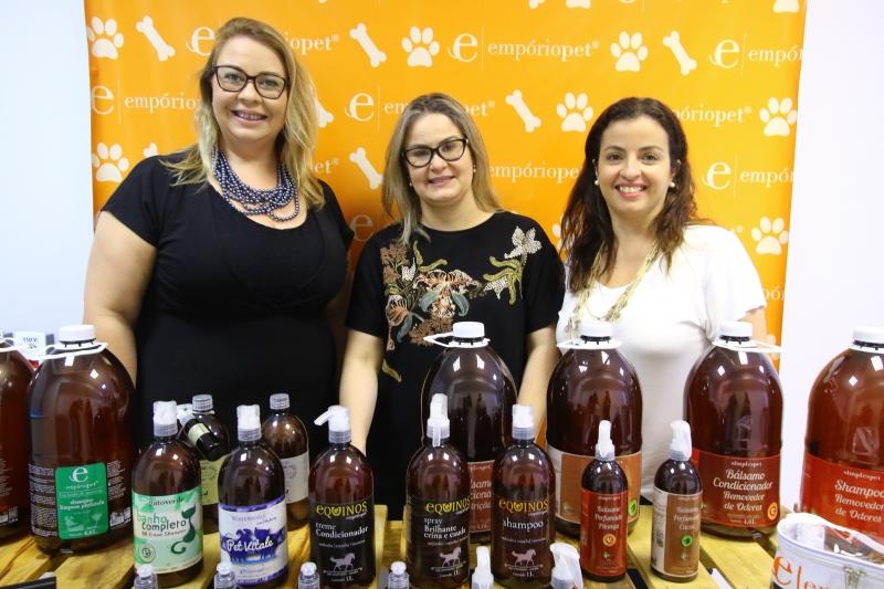 A Empório Pet, de Porto Alegre, fornece produtos para o Brasil todo